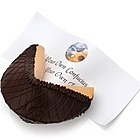 Dark Chocolate Lover's Baby Giant Fortune Cookie
