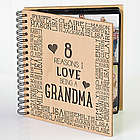 Reasons Why for Her Personalized Photo Album
