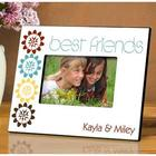 Personalized Bff Nature Picture Frame