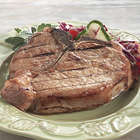 Four Pork Porterhouse Steaks