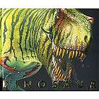 Dinosaur Hardcover Book with Poster