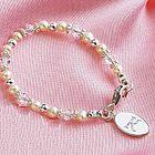 Freshwater Pearl Baby Bracelet