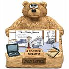 Personalized Business Card Holder for Physical Therapist