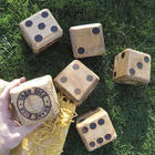 Retro Dice Backyard Game