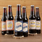 Personalized Beer's To You Father's Day Beer Bottle Labels