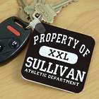 Property of Personalized Key Chain