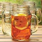 Southern Belle Mason Jar Glasses