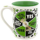 Grandparent Decision Maker Mug