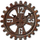 Motion Gear Wall Clock