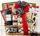 Kiarna Vineyards Merlot Season's Greetings Gift Basket
