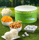 Golf Themed Popcorn Gift Box