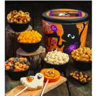 Spooky Spider Snack Assortment in Gift Tins