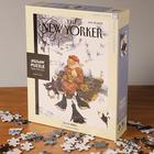 New Yorker Snow Birds Puzzle