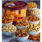 Fall Splendor Popcorn Assortment in Gift Tins