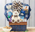 Bear Hugs Thank You Gift Basket
