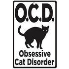 Obsessive Cat Disorder Air Freshener
