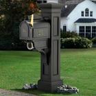 Liberty Mailbox Post