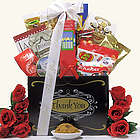 Thank You Gourmet Sweets & Snacks Gift Basket