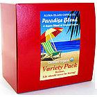 Aloha Island Variety Pack Coffee Pod Box
