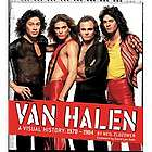 A Visual History of Van Halen Book
