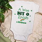 A Wee Bit O Irish Infant Creeper