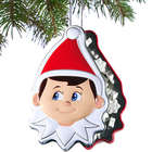 Elf on the Shelf Hanging Candy Tin