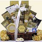 Sincere Thanks Gourmet Thank You Gift Basket