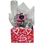 Valentine's Day Personalized Sweet Heart Gift Set