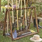 Rolling Gardening Tool Organizer