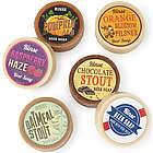 6 Pack Beer Soap Set