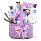 Lavender Luxuries Spa Gift Basket
