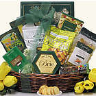Get Well Soon Snacks Gift Basket
