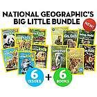 Little Kids Big Bundle of Magazines and Books