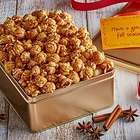 Pumpkin Spice Popcorn in Gift Tin
