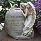 Memorial Angel Garden Figure