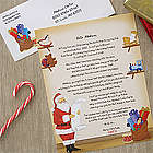 Toyland Personalized Letter From Santa