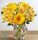 Summer Shades Yellow Bouquet