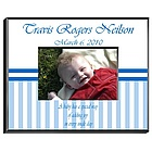 Personalized Baby Boy Picture Frame