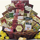 Gourmet Get Well Wishes Gift Basket