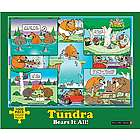 Tundra Bears It All Jigsaw Puzzle