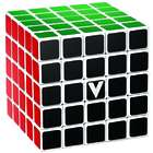 V-Cube 5 White Flat Multicolor Cube Puzzle
