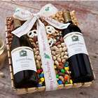 Hobson Estate Wine and Mixed Nuts Gift Basket