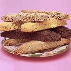 One Dozen Biscotti