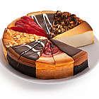 Variety Cheesecake Wheel