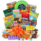Treats and Entertainment Kid's Easter Gift Basket