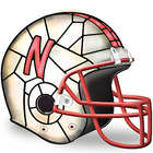 University of Nebraska Huskers Football Helmet Lamp