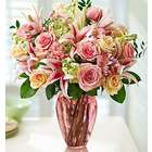 Shades of Pink Flower Bouquet