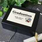 Personalized Graduation Keepsake Box