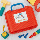 Personalized Lil' Tool Guy 16-Piece Toy Tool Set