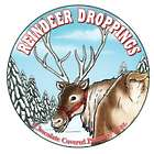 16 Ounces of Chocolate Peanuts in Reindeer Droppings Gift Tin